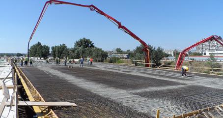 бетон в 40