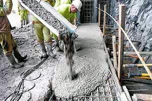 Безусадочный бетон куплю цена одного куба цементного раствора