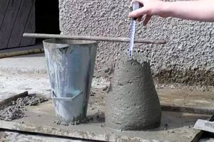 Жесткий укатываемый бетон технология обогрева бетона