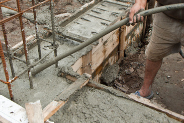 выбор бетон