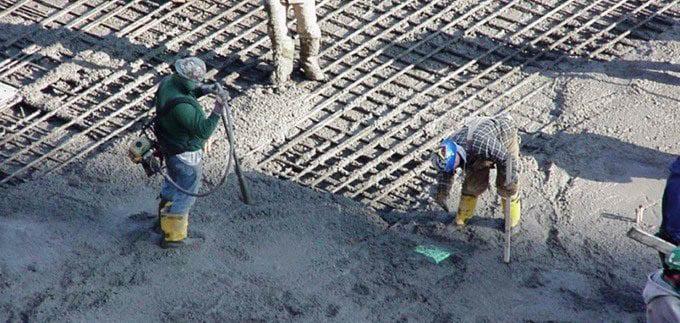 Приемки бетона размер гравия для бетона